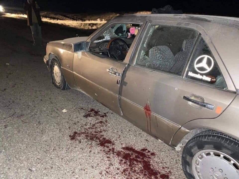 مقتل مدنيين بكمين لداعش على طريق تكريت- كركوك