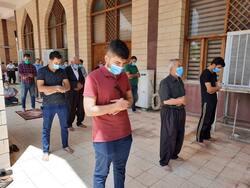"""الأوقاف الكوردستانية تؤشر خروقات صحية """"كبيرة"""" بصلاة الجمعة"""