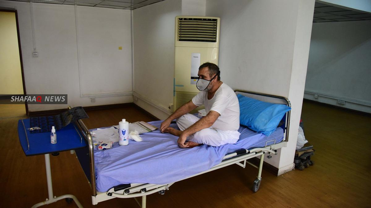 6 إصابات جديدة بكورونا في محافظة عراقية