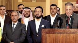 تحالف العامري يخفق في اجتماع بالحصول على دعم قوى سنية لحكومة علاوي