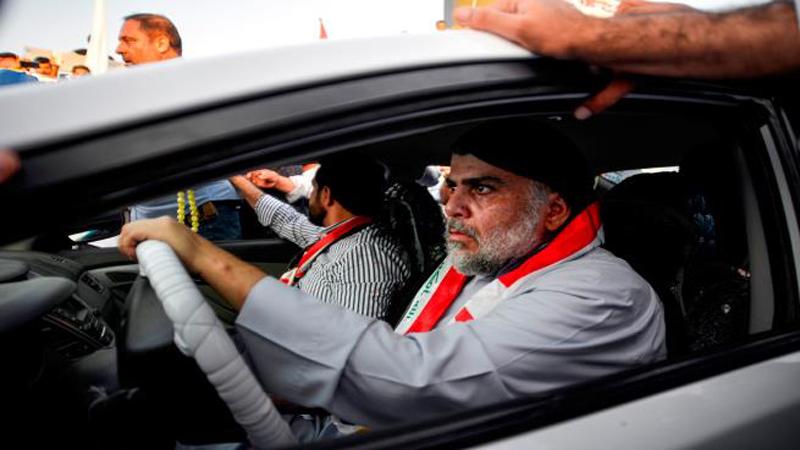 زيارة مفاجئة لمقتدى الصدر إلى إيران
