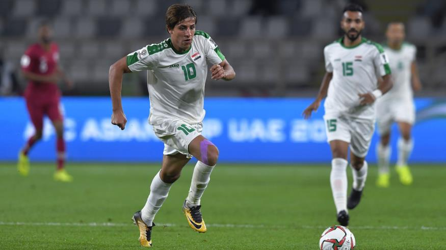 العراق ينتزع تعادلا صعباً من البحرين بتصفيات كأس العالم