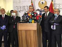 كوردستان تصدر توضيحاً عن كيفية استيفاء الغرامات من المخالفين لإجراءات كورونا