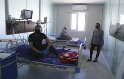 خمس وفيات جديدة بكورونا في السليمانية