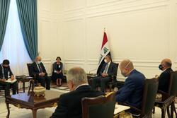 فرنسا تدعم العراق بـ 300 ألف يورو لمواجهة كورونا