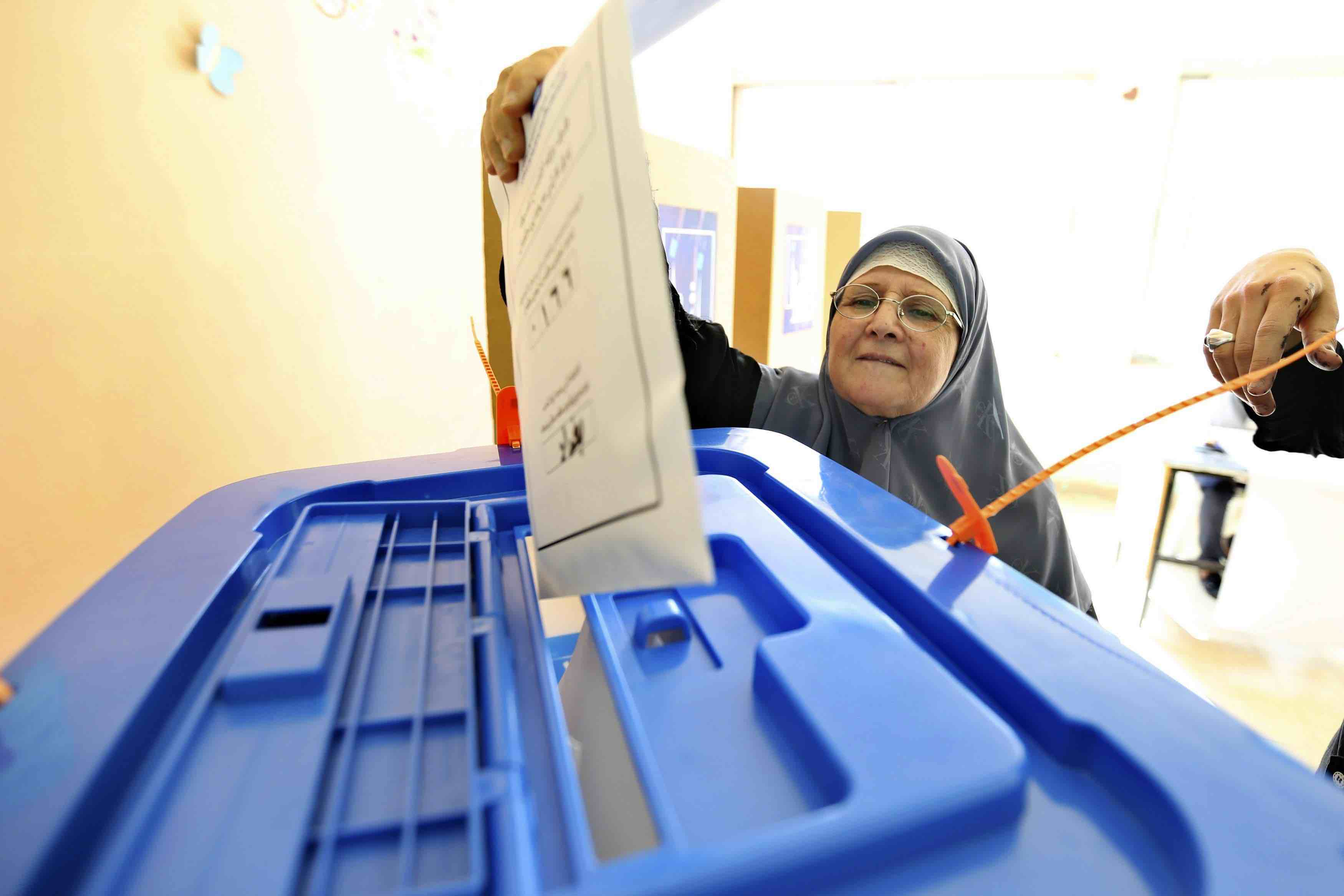 الامم المتحدة تبدي استعدادها لتوفير خبراء دوليين للعراق في الانتخابات وعمل المفوضية