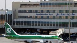 الحكومة العراقية تعزل مسؤولا في مطار بغداد بسبب حادثة رحلة الاردن