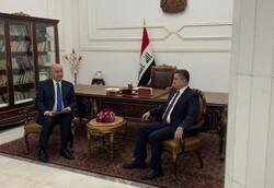 الرئيس العراقي يكلف عدنان الزرفي لتشكيل الحكومة