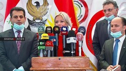 Erbil hosts international discussions to combat Corona virus
