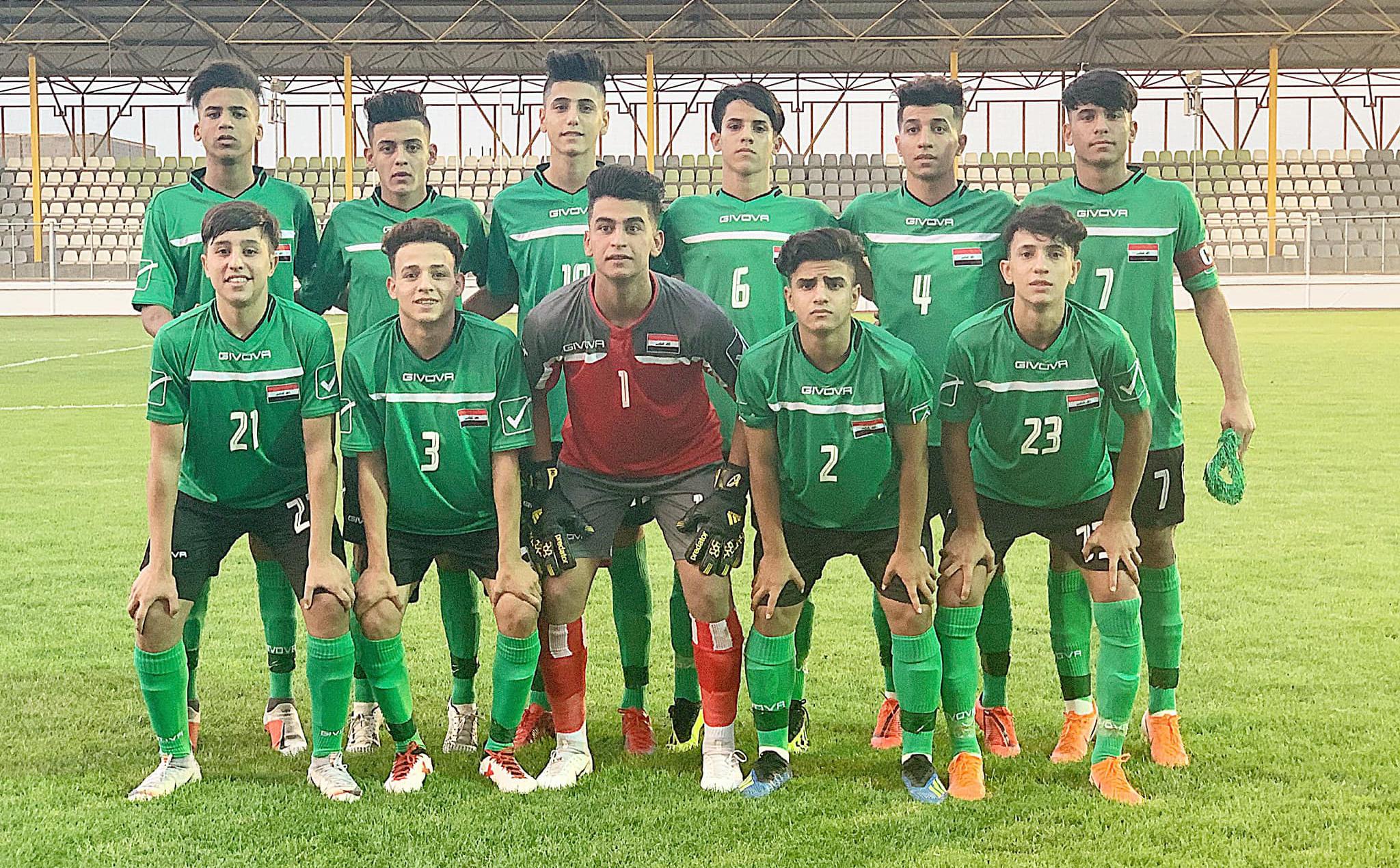 شباب العراق يعسكر في السعودية استعداداً لكأس العرب