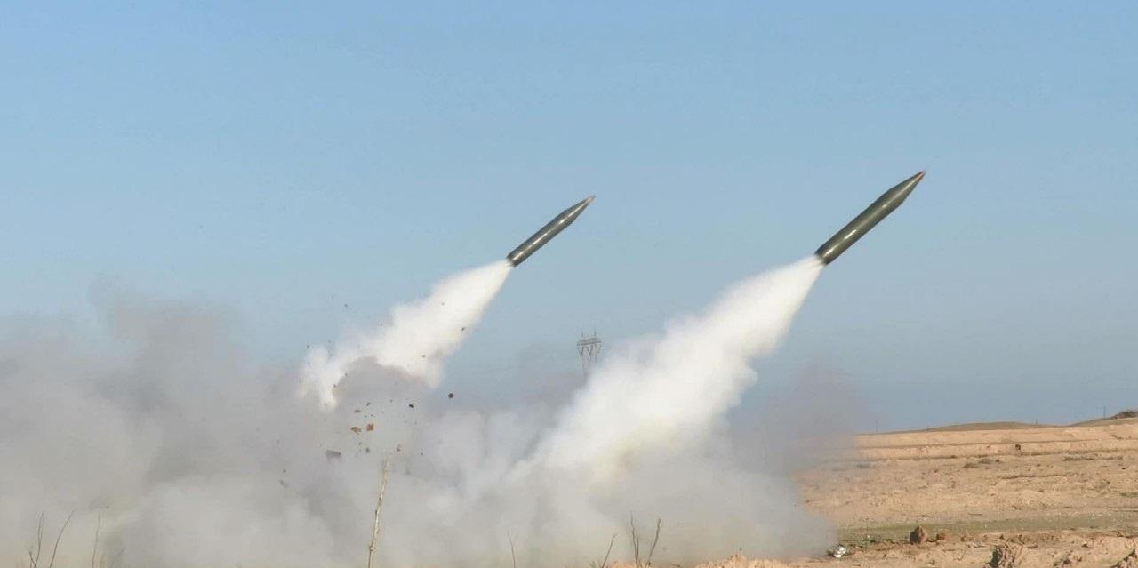 """قصف قاعدة """"كيوان"""" العسكرية في كركوك"""