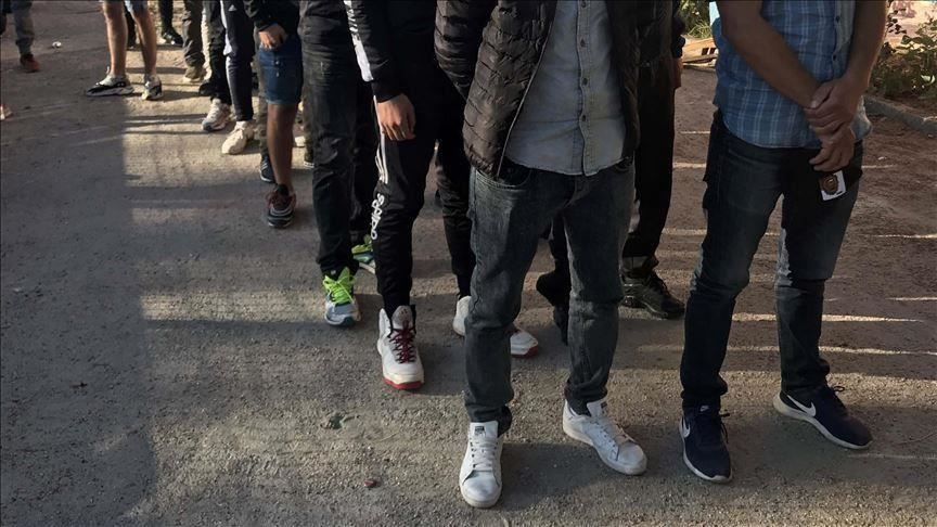 Turkey arrests several immigrants including Iraqis