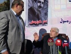 وفاة المؤرخ والمفكر الكوردي عز الدين مصطفى رسول في السليمانية