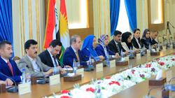 برلمان كوردستان يؤكد ضرورة تعديل العديد من القوانين المعمول بها في العراق