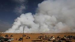 الحداد ينسق مع كوردستان لإرسال طائرات إطفاء واسعاف لحريق المشراق