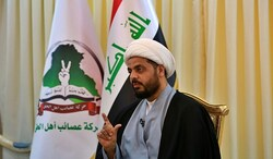 الخزعلي: الموساد في السليمانية واحدى الرئاسات وقائد امني كبير وراء احداث العراق