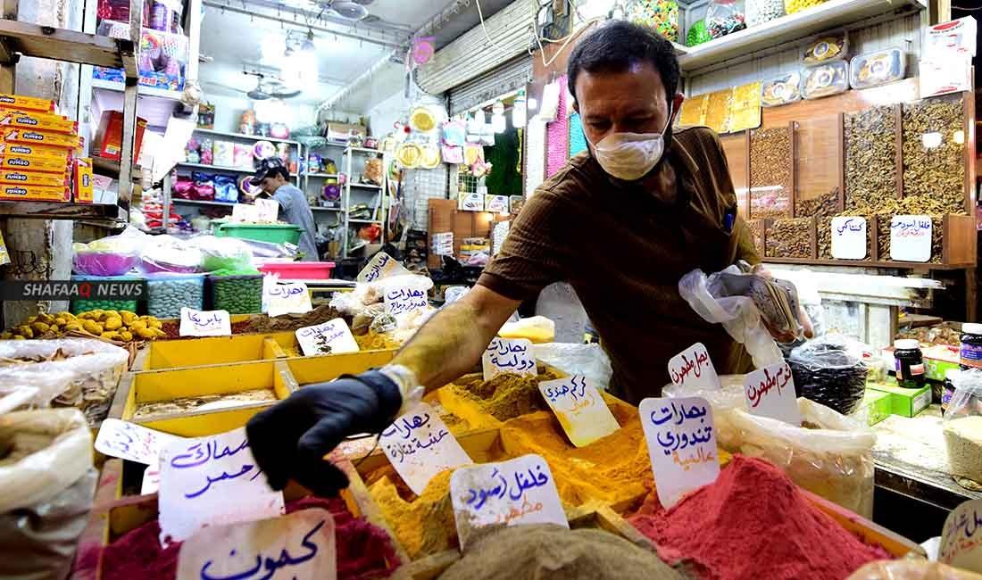 إصابات كورونا العراق تتجاوز الـ300 الف حالة