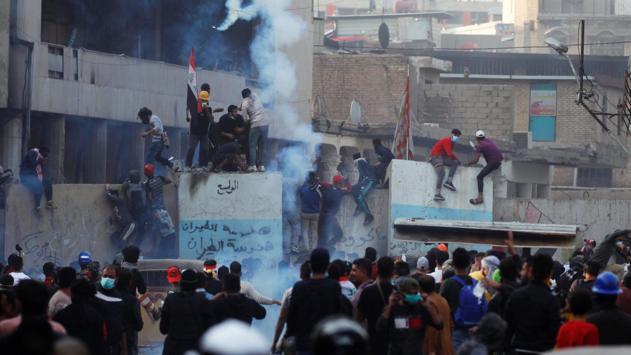 قتيل وجرحى ورصاص حي بقلب بغداد
