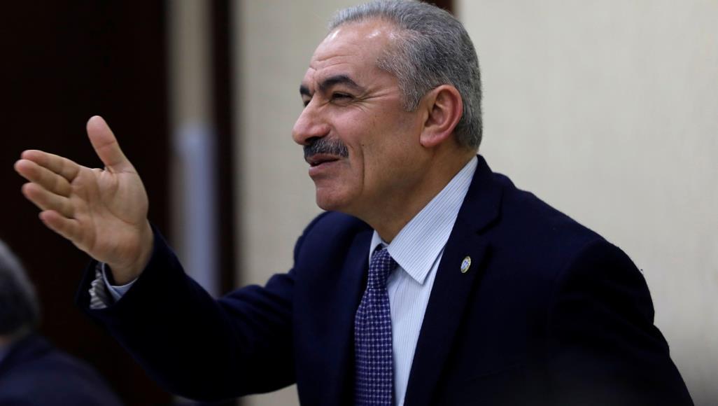 وصول رئيس الوزراء الفلسطيني الى العراق بزيارة رسمية