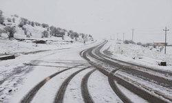 Heavy snow closes the crossing between Kurdistan Region and Turkey