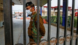 The Ministry of Health demands the security services to tighten curfews in Iraq