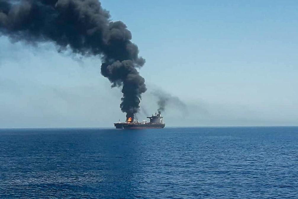 امريكا: التحقيقات تثبت تورط الحرس الثوري بمهاجمة ناقلات نفطية