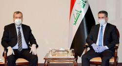 Al-Zorfi pledges two things to provide the right atmosphere for early elections in Iraq