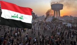 Iraq ranked third in the world as the least peaceful country