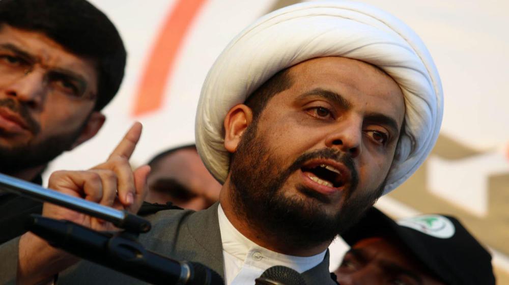 زعيم العصائب يهاجم الاجهزة الامنية: ضعيفة وتتفرج على الانفلات