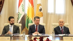 """مجلس وزراء اقليم كوردستان يجتمع لتنفيذ """"الاصلاح"""""""