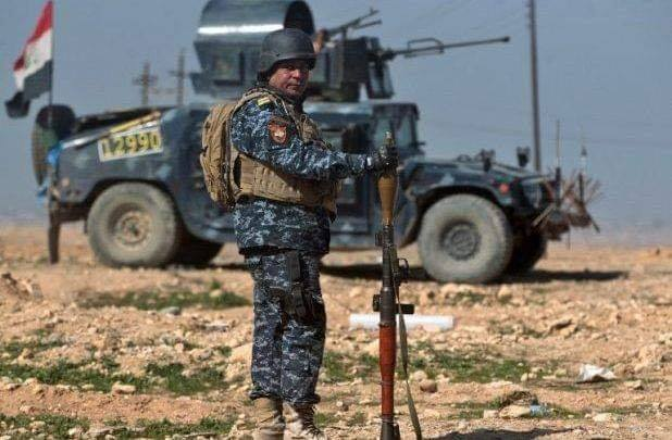 الاعلام الامني يكشف عدد ضحايا قصف ملعب خماسي في داقوق