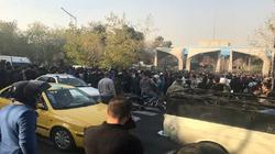 تجمع في أربيل دعماً لكورد إيران