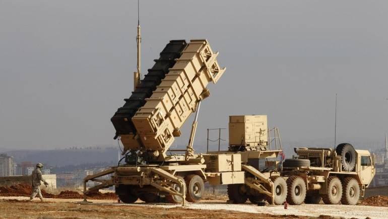 Washington begins to deploy Patriot system in Iraq