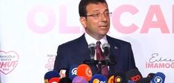 مرشح المعارضة إمام أوغلو يعلن فوزه في انتخابات إسطنبول