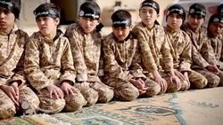 تقرير: اطفال داعش البريطانيين في العراق وسوريا لن يعودوا الى ارض الوطن