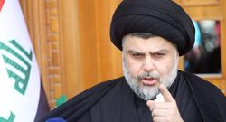 Sadr comments on Ameri's response: If Abdul Mahdi doesn't resign then  Iraq will be like Syria and Yemen