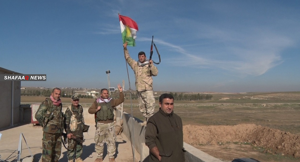 Updates on Peshmerga relocation in the disputed areas