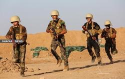 اطلاق عملية امنية لملاحقة داعش في محافظتين عراقيتين