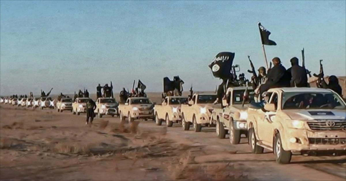 Number of ISIS members escaped Al-Hol prison: SANA