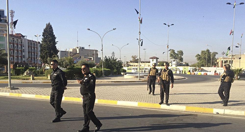 حصيلة تفجيرات كركوك تنتهي عند 40 قتيلاً وجريحاً