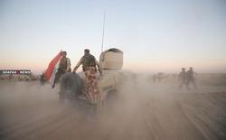 العراق يطلق حملتين عسكريتين لملاحقة داعش في ثلاث محافظات