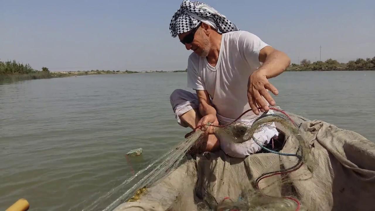 العراق يسمح لصيادي الاسماك بمزاولة اعمالهم شريطة عدم الاختلاط مع الايرانيين