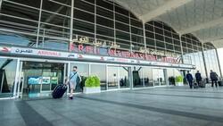 مطار أربيل يعيد ثلاثة أشخاص يحملون الجنسية الصينية الى بلادهم