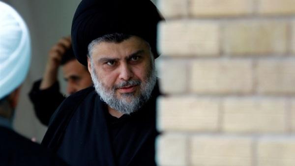 Muqtada al-Sadr arrives to Najaf