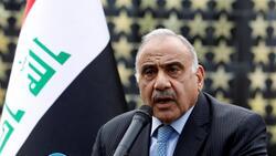 """عبد المهدي لـ""""شمخاني"""": أميركا تضغط على العراق لـ""""قطع"""" العلاقات مع إيران"""