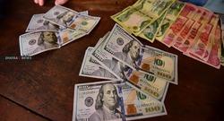 """""""اغلاق السفارة"""" يتسبب بارتفاع أسعار صرف الدولار في بغداد وكوردستان"""