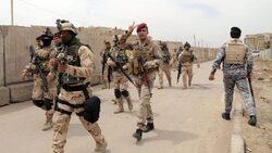 """""""النجباء"""" تنأى بنفسها عن مطالبة قيادي لها بحل الجيش العراقي"""