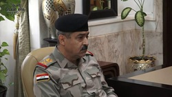 وفاة قائد عمليات بغداد
