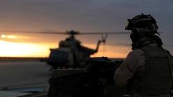 """قصف على قاعدة عين الاسد و""""الباتريوت"""" الامريكية تحبط الهجوم"""