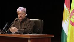 بارزاني يعزي السياسي الكوردي صلاح بدر الدين